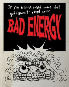 Cover for Bad Energy